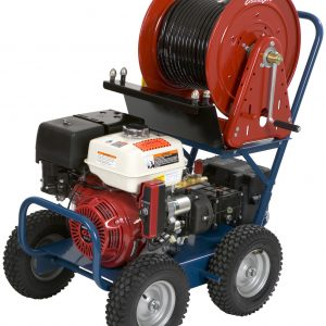 EJ3000 Gasoline Powered Drain Jetter
