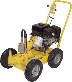 Model 800 Hydrostatic Sewer Cleaner