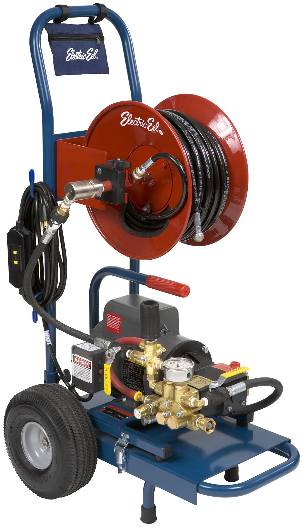 Model Ej1500 Jetter Cleaner Electric Eel