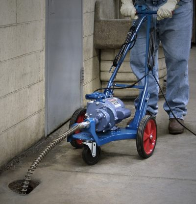 Model C Sectional Drain Cleaner
