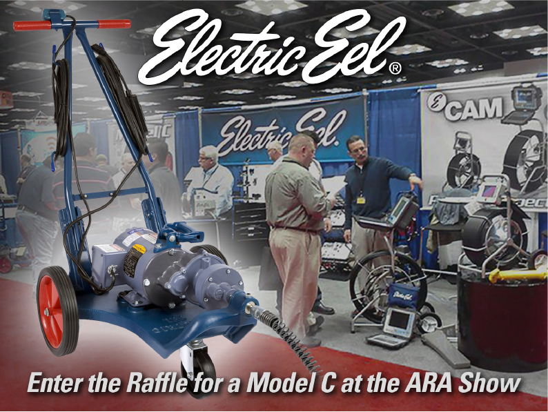 Enter the Raffle for a Model C at the ARA Show